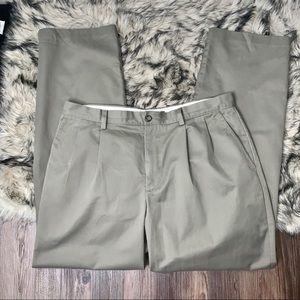 Dockers Gray Classic Fit Pants